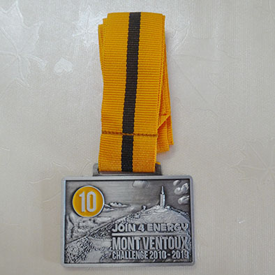 Custom Religious Honor Award Medal with Ribbons
