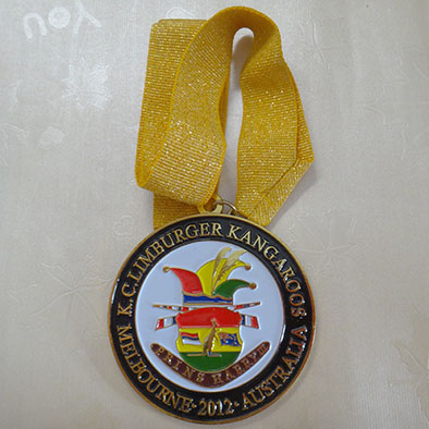 Celebration Award gold medal