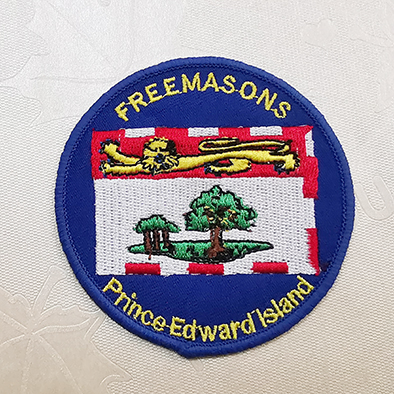 Masonic  Freemason  Embroidery patches