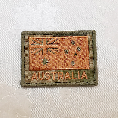 Custom Military Embroidery Supplier